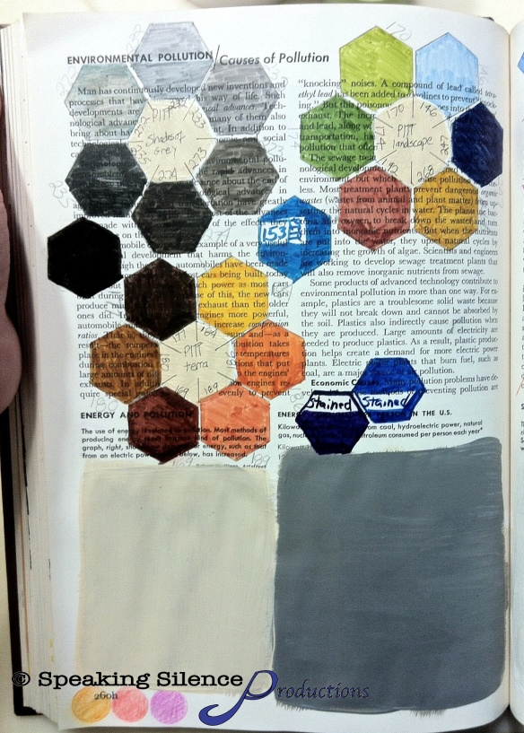 Swatches Page process  1