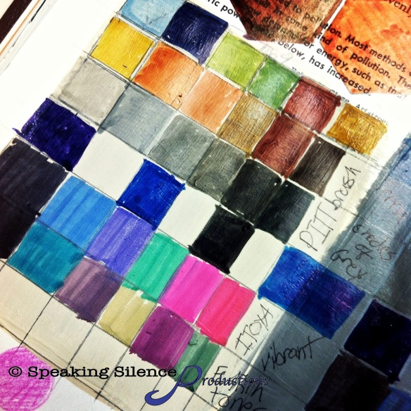 Swatches Page process  8